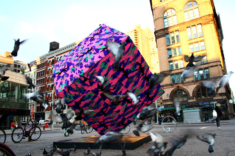 Crochet by Olek
