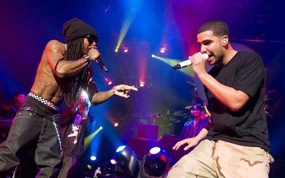 Un clip pour Grindin, le featuring de Lil Wayne et Drake