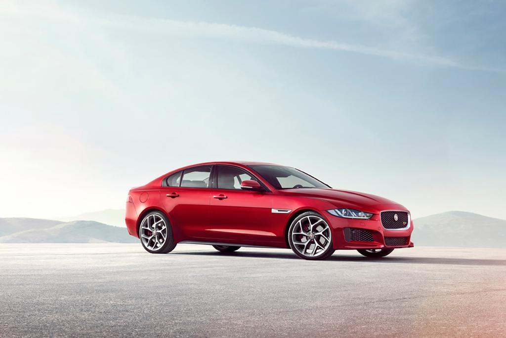 Jaguar XE 2015 : Une nouvelle berline familiale et sportive