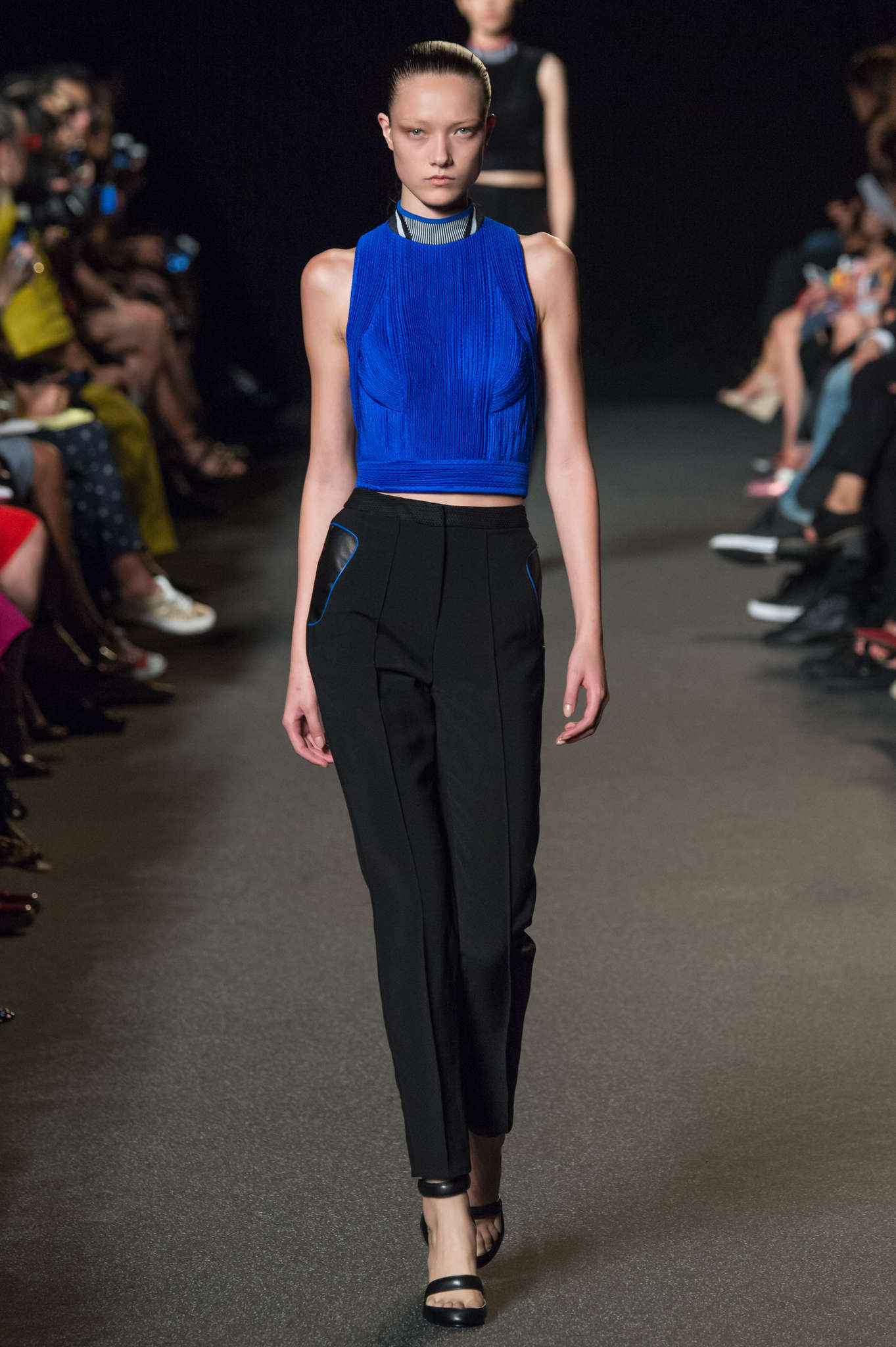 Alexander Wang - SS15 on Trends Periodical
