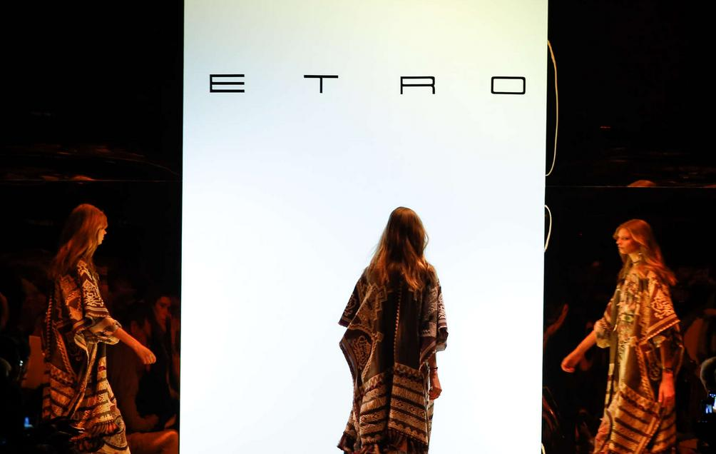 Etro - Collection Printemps/Eté 15 on Trends Periodical