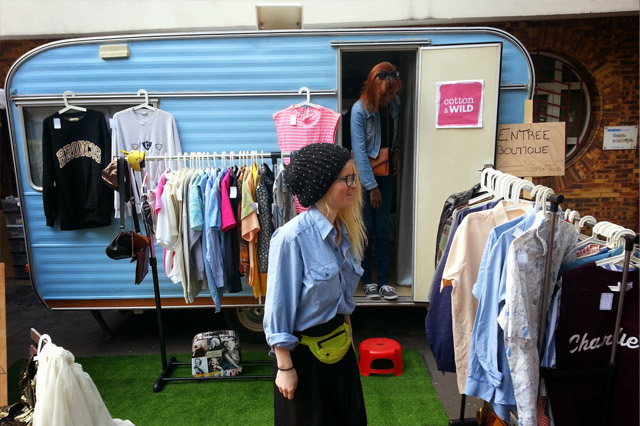 Fashion Truck Cotton&Wild Aurore Evee