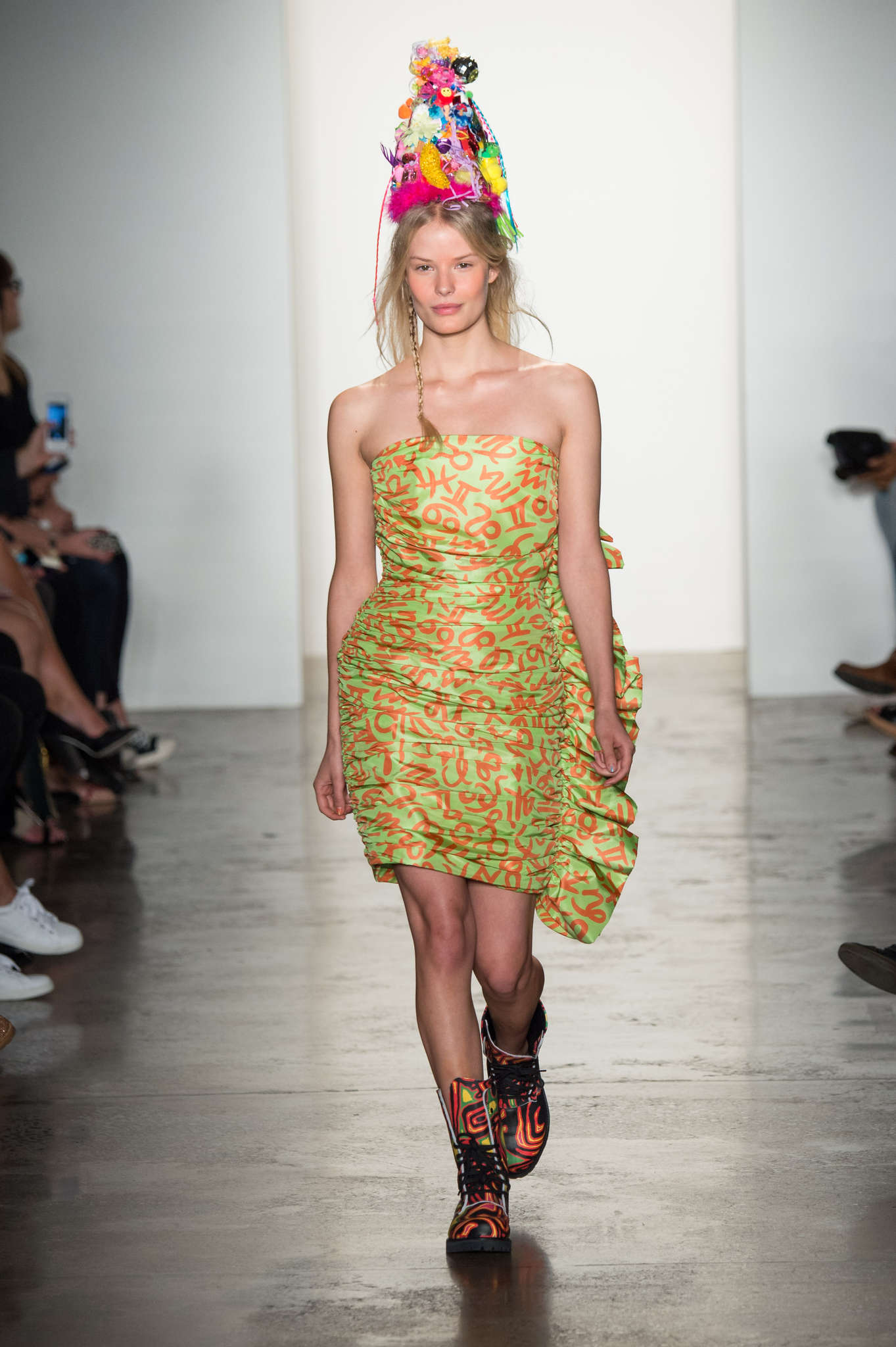 Jeremy Scott FWNY on Trends Periodical