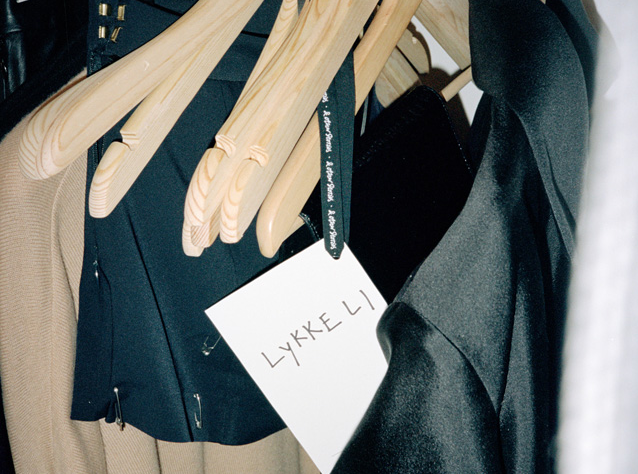 Lykke Li x And Other Stories on Trends Periodical