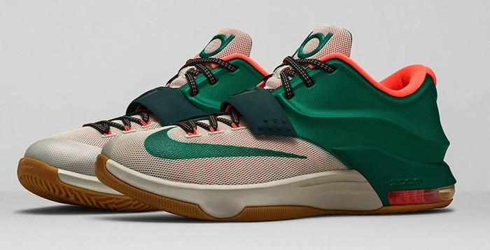 Plus d'infos sur la Nike KD 7 « Easy Money » de Kevin Durant