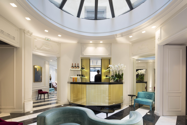 L'hôtel Bourgogne & Montana revisite le 7ème arrondissemement