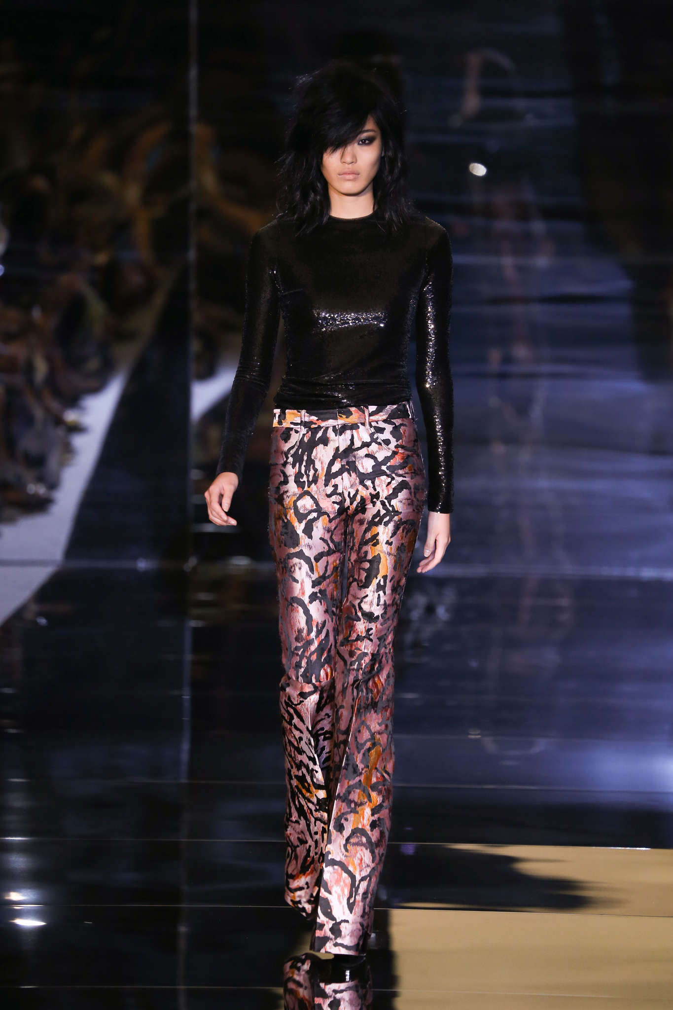 Tom Ford - Collection Printemps / Eté 15 on Trends Periodical