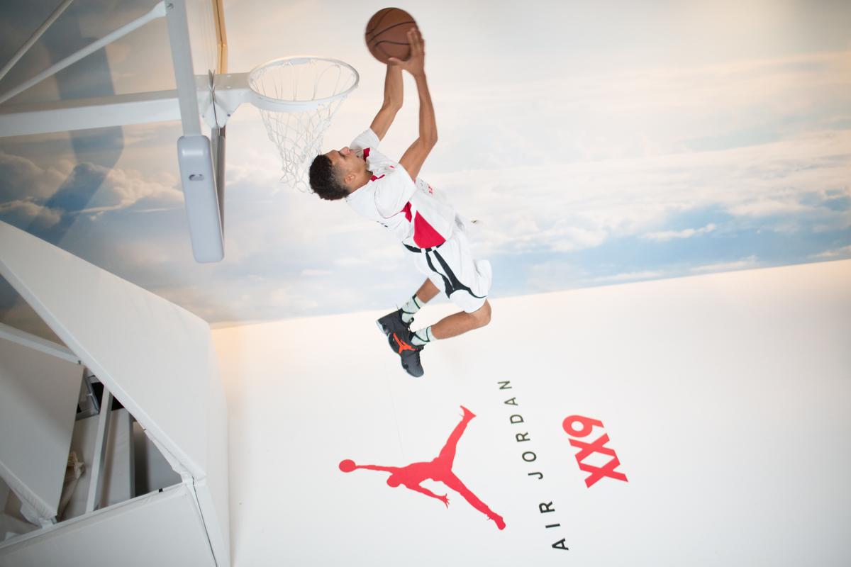 Retour sur le lancement de la Jordan XX9
