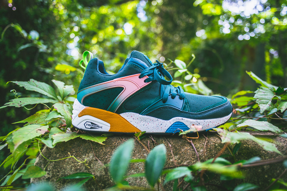 Size? x PUMA « Wilderness Pack » Part Two