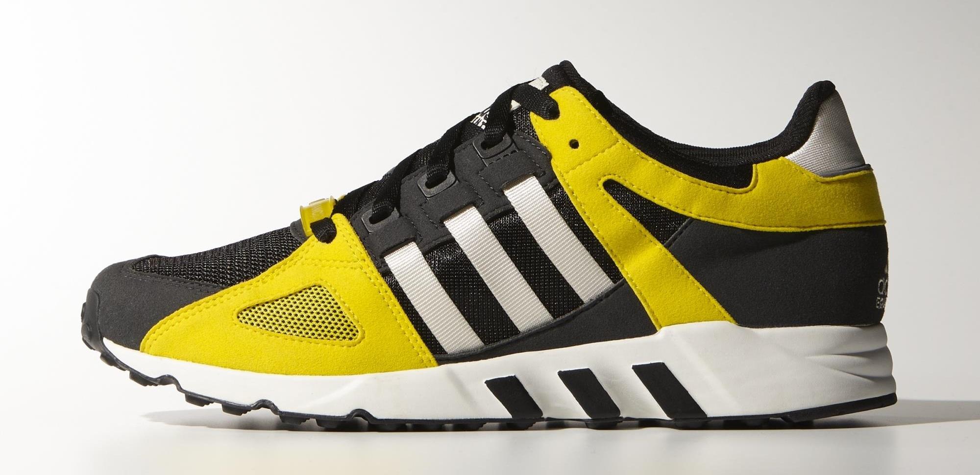Adidas Originals EQT Guidance 93 Yellow