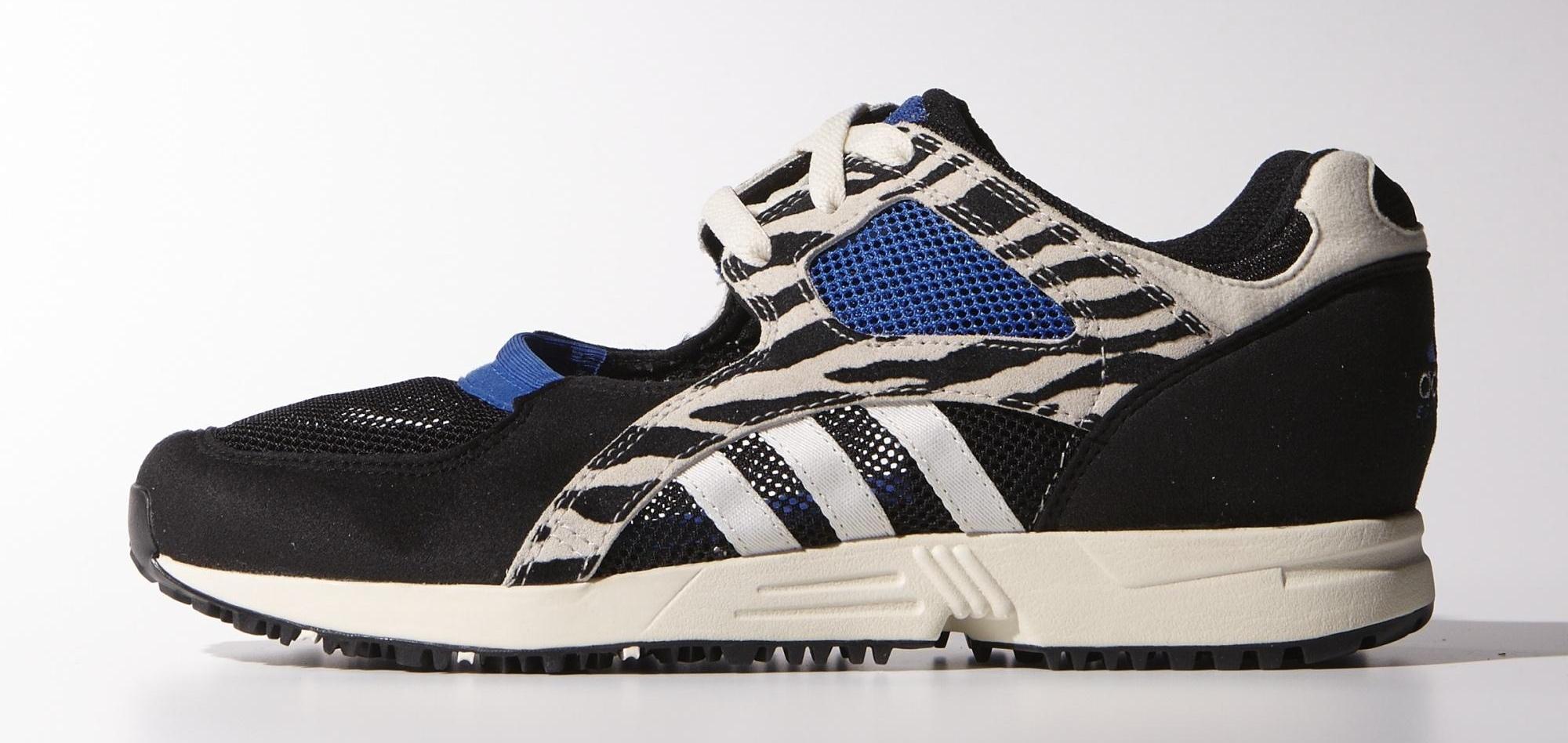 Adidas Originals EQT Racing Zebras