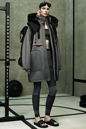 Alexander Wang x H&M collection automne/hiver 2014