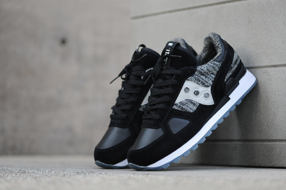 BAIT x Saucony Cruel World 3 « Global Warning »