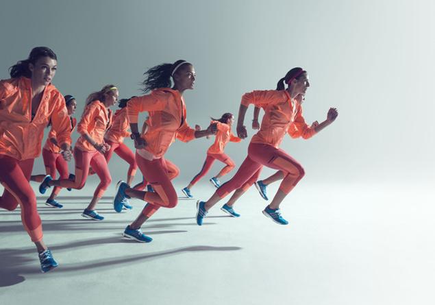 Choisissez votre camp avec Adidas et la Boost Battle Run