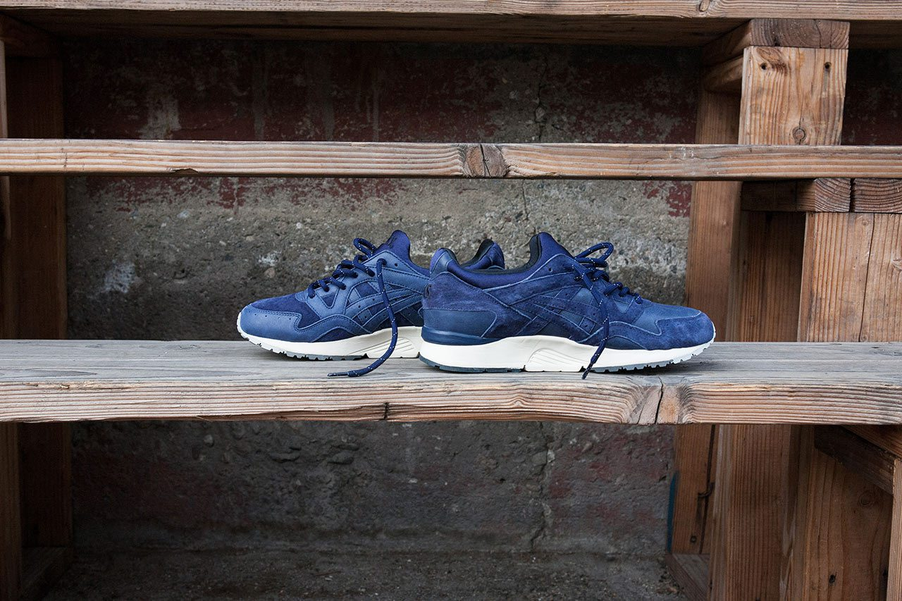 Commonwealth x ASICS Gel Lyte V « The Gemini »