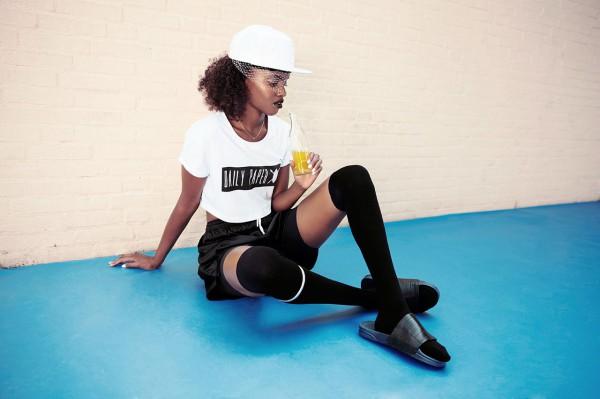 Daily Paper : Collection Capsule pour femmes Automne / Hiver 2014