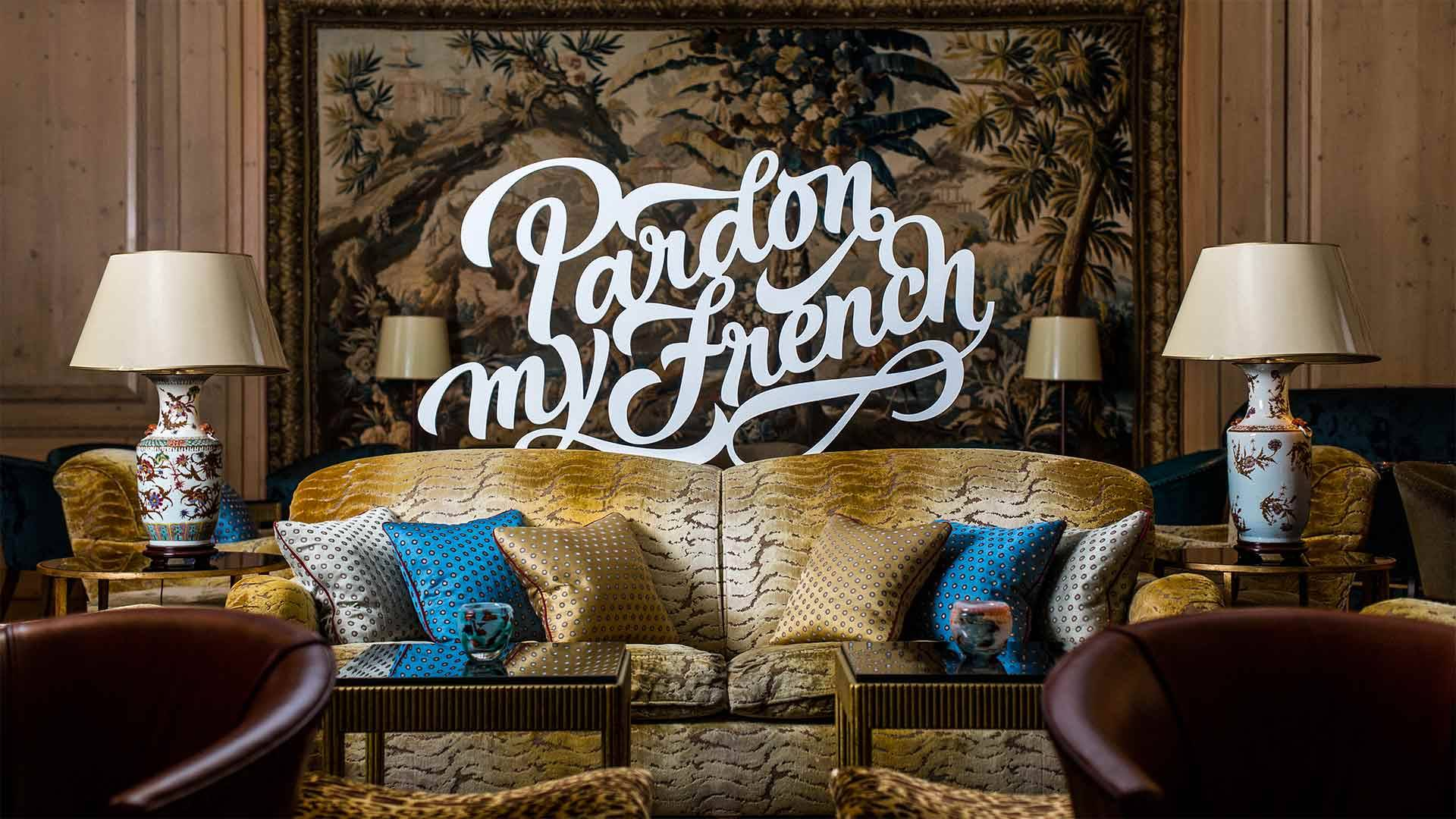 design-typographie-pardon-my-french