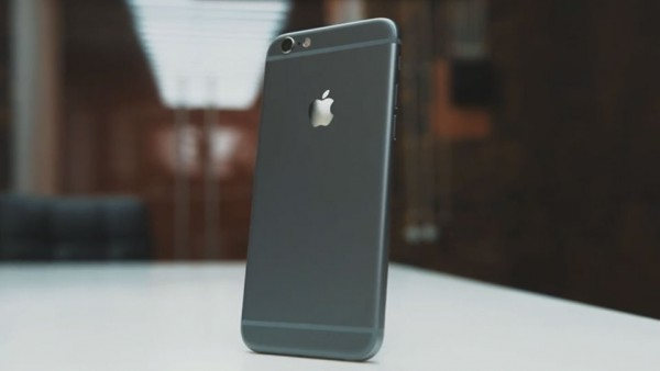 iPhone 6 en vidéo