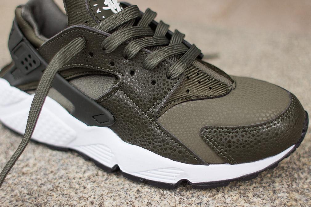 Nike Huarache Vert Kaki