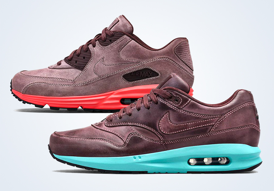 Nike Air Max Burnished Collection