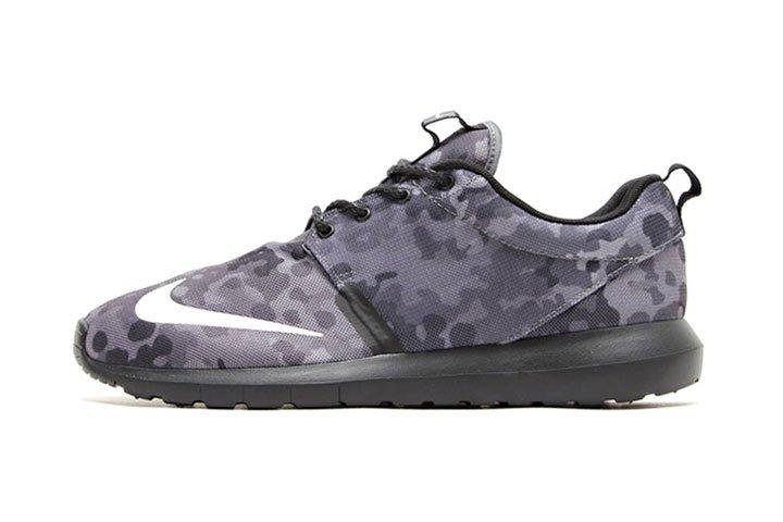 Nike Roshe Run NM «Grey Camo»