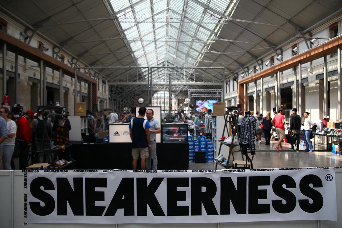 Le Sneakerness Paris, événement incontournable de cette rentrée 2014