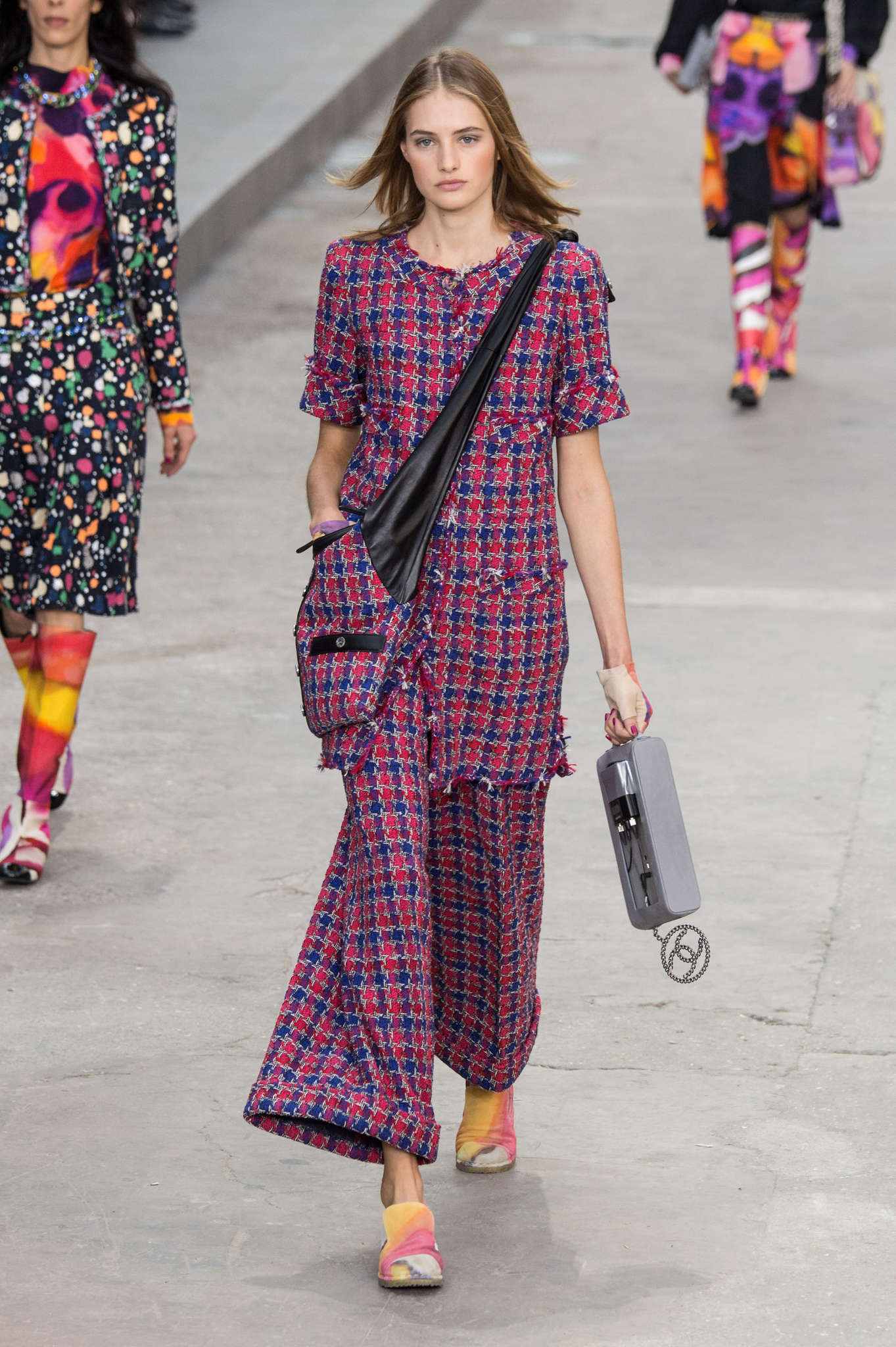 Chanel - Collection Printemps/Eté 15 on Trends Periodical