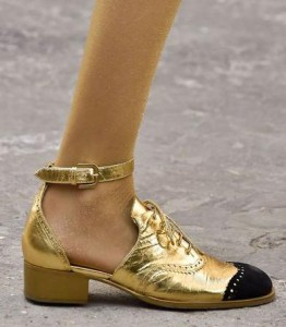Chanel SS15 shoes