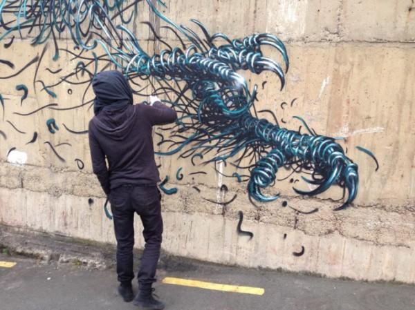 DALeast Street Art
