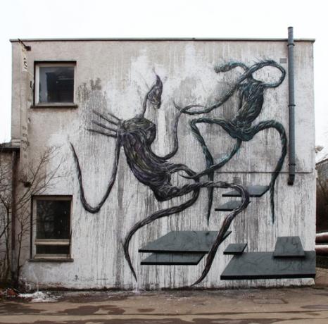 David Stegmann, Dust