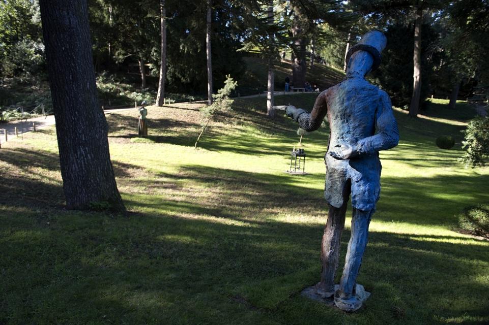 La fiac investi le jardin des plantes trends fr for Fiac 2015 jardin des plantes