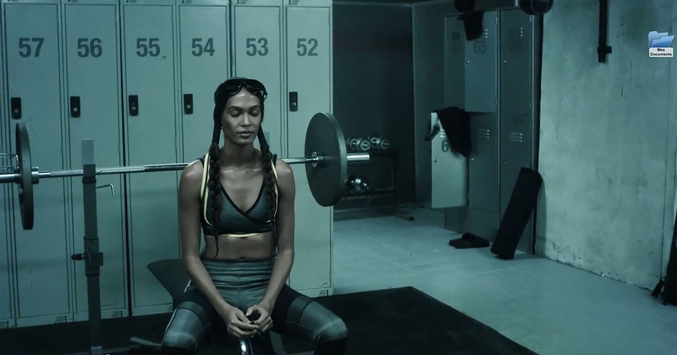 Alexander Wang x H&M video campaign