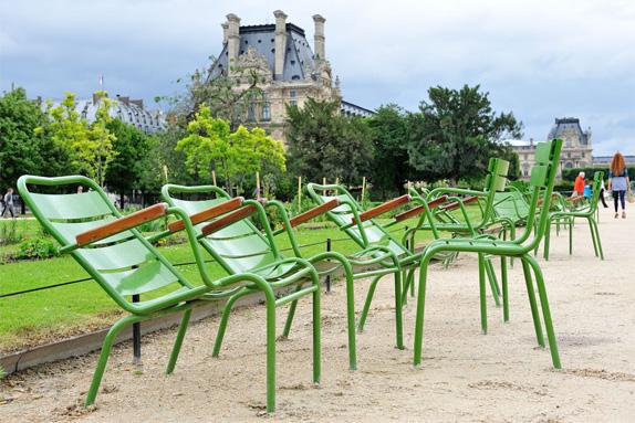 FIAC Hors les Murs, Jardin des Tuileries