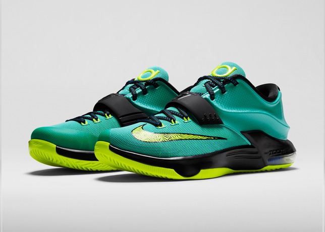 Kevin Durant : Les Nike KD7 «Uprising» dévoilées !