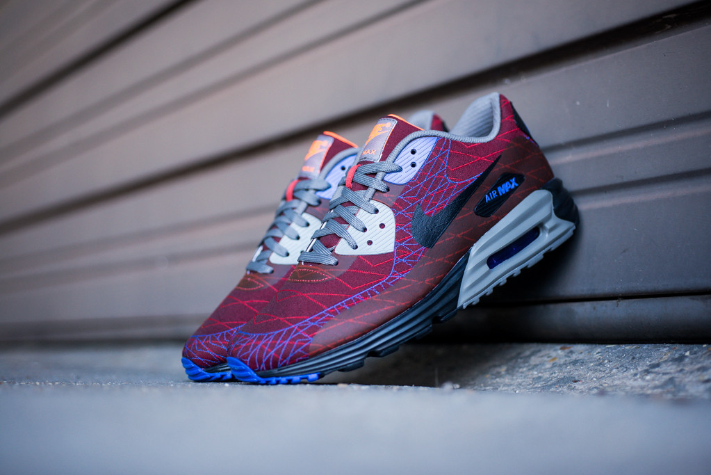 Nike Air Max Lunar90 JRCD « Red Clay »