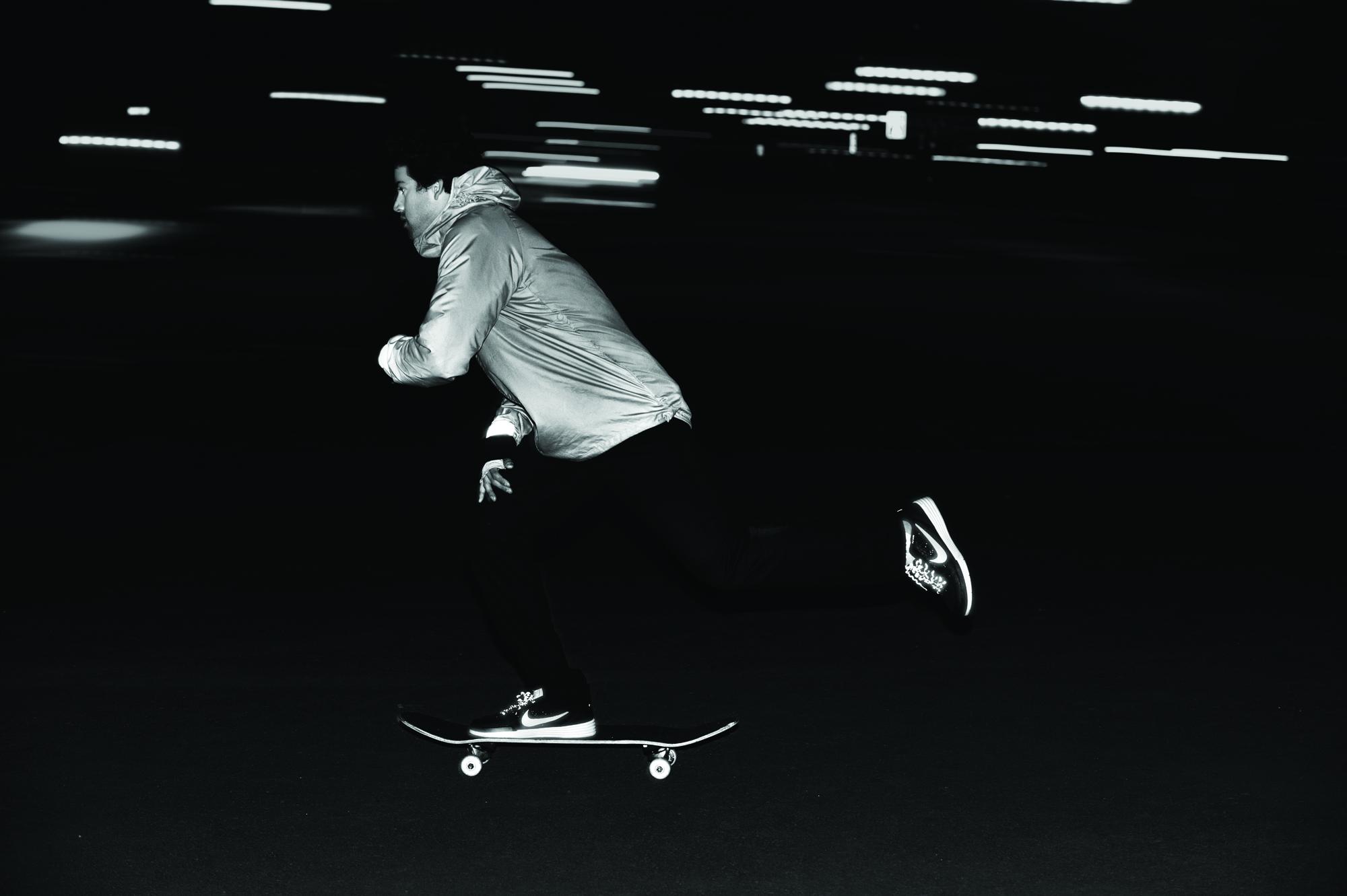 Nike SB Flash Pack, pour les nuit d'hiver des skatteurs