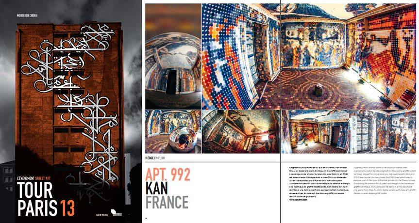Tour Paris 13, le livre