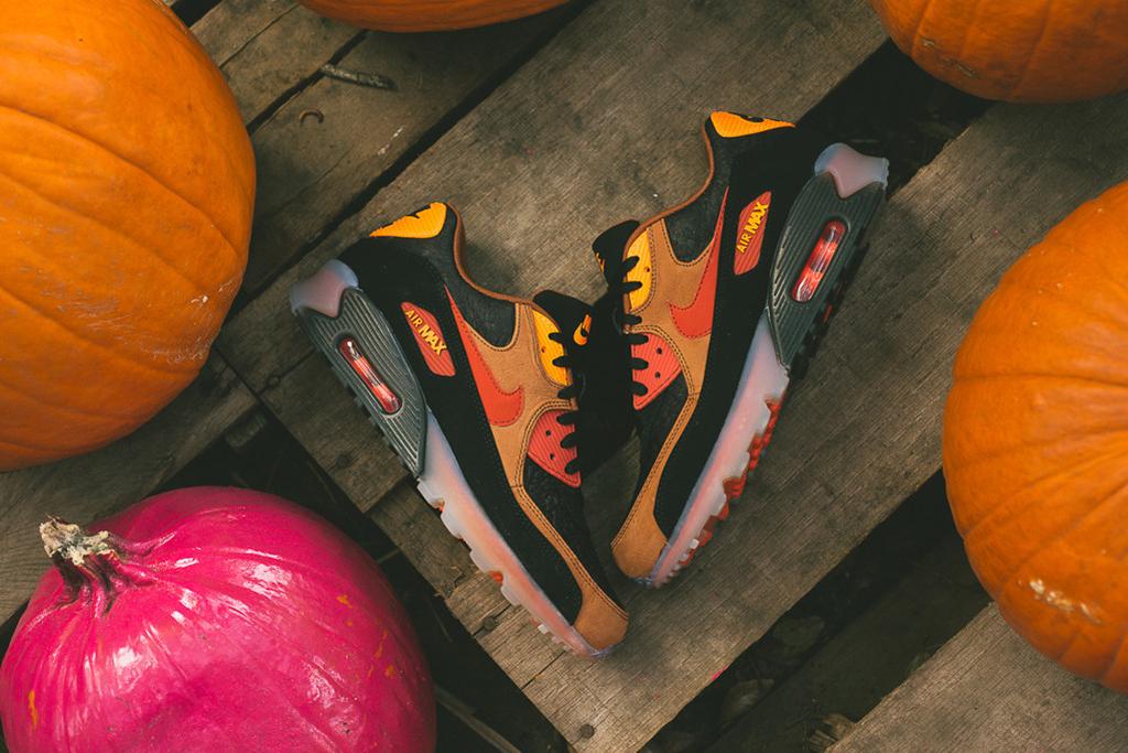 Nike Air Max 90 Ice «Halloween»