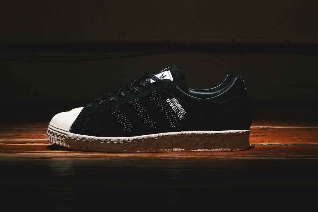Neighborhood x adidas Originals NH Shelltoe