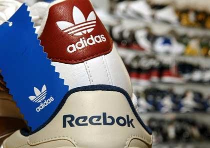 Adidas et Reebok, bientôt la fin ?