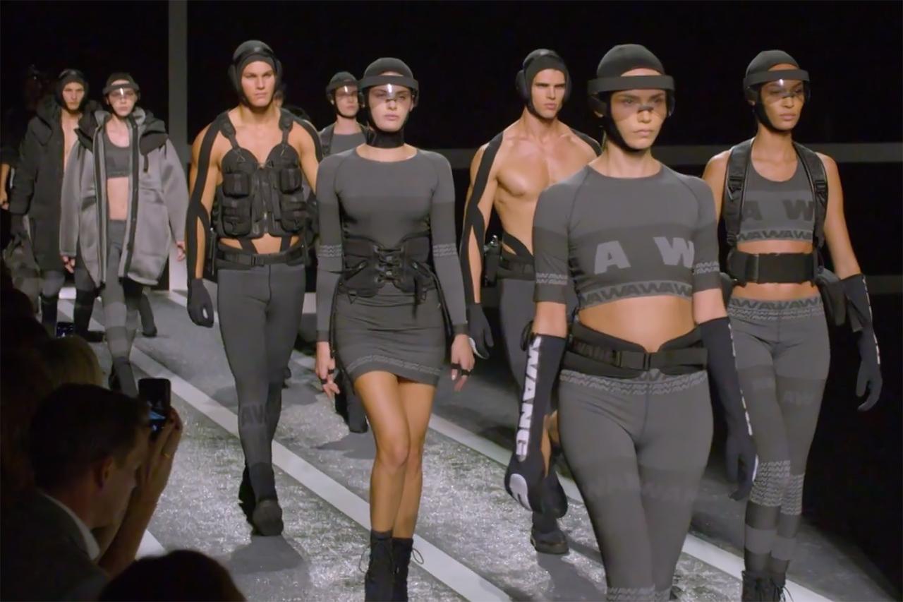 Alexander Wang x H&M : La collection dévoilée à New York