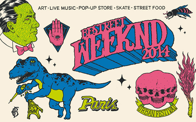 «Be Street Weeknd» : l'événement à ne pas manquer cette semaine !