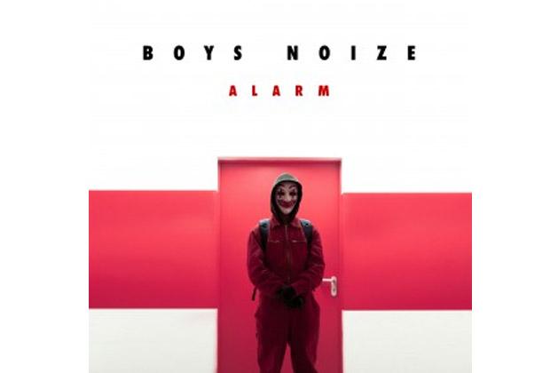 Boys Noize sort son nouveau titre «Alarm»