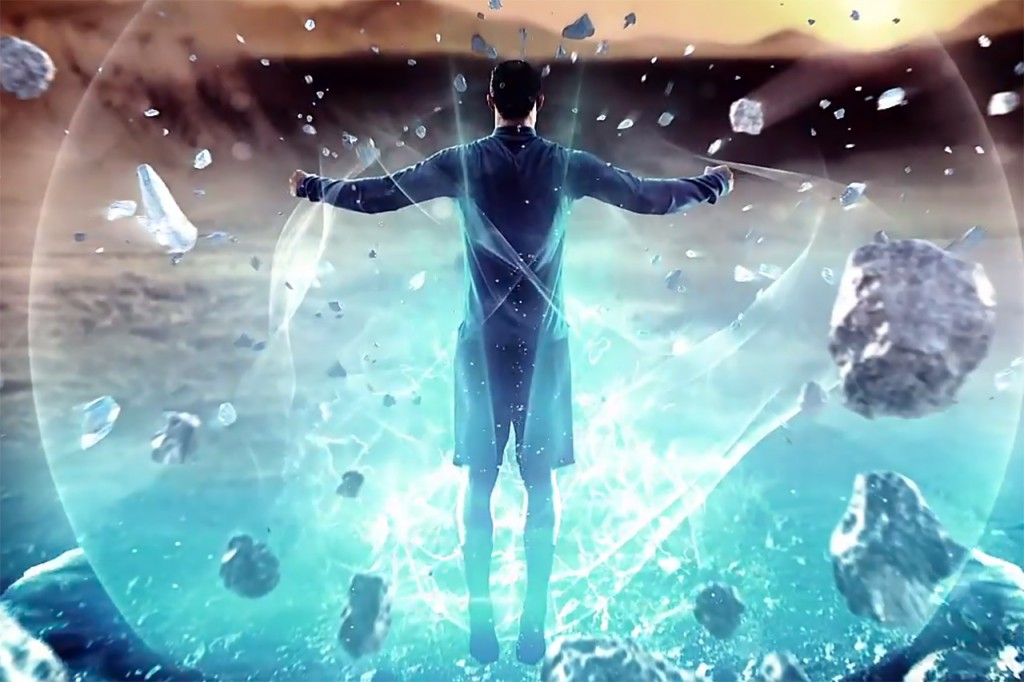 "Cristiano Ronaldo en star du dernier spot Nike ""Out of This World"""