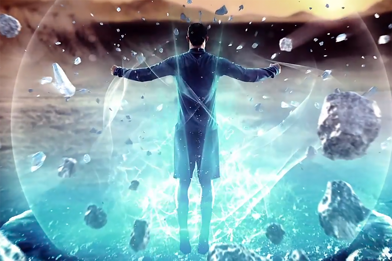 Cristiano Ronaldo en star du dernier spot Nike « Out of This World »