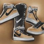 Riccardo Tisci x Nike Air Force 1 beige Drawing