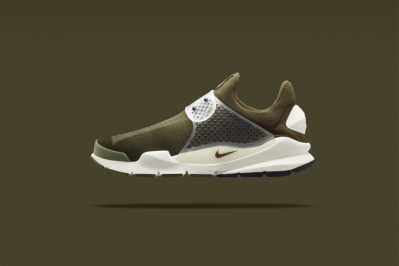 Nike x Fragment Design : nouvelle collaboration pour la Nike Sock Dart