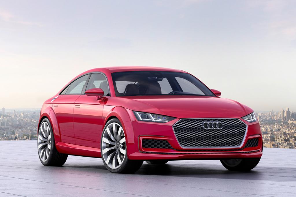 Audi TT Sportback Concept : une sportive à cinq portes