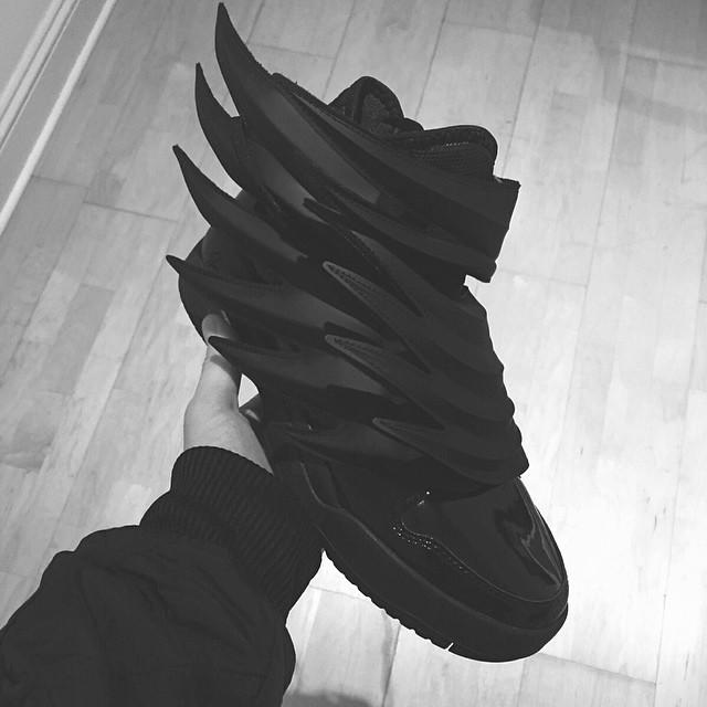 jeremy scott dark night