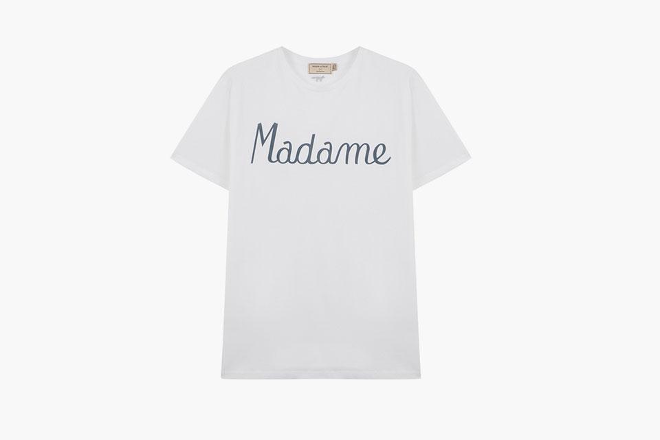 Maison Kitsuné lance sa collection «madame»